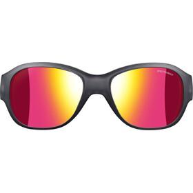 Julbo Lola Spectron 3CF Sunglasses Junior 6-10Y Matt Gray Tortoiseshell-Multilayer Pink